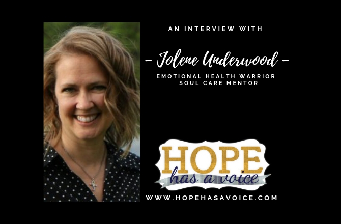 Jolene Underwood from A Cultivated Life – Unleashing Your Soul EP4